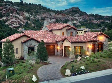 Haus Italienischer Stil by Italian Villas Italian Villa Style Home Italian Style