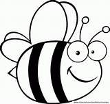 Coloring Honey Bees Bee Beehive Popular Printable sketch template