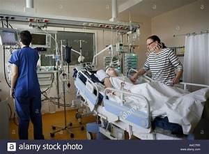 Altona children s hospital Intensive care unit Stock Photo ...