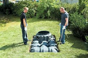 Garten Und Wasser : regenwassertank garten wanderfreunde hainsacker ~ Sanjose-hotels-ca.com Haus und Dekorationen