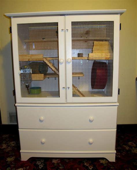 bird cage building supplies chinchilla kooi cavias