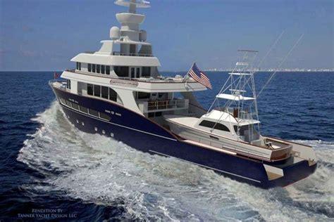 Best Custom Sportfishing Boats by 21 Top Sport Fishing Yachts Yachting Magazine