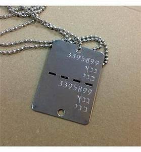 What are military dog tags and who uses them? - Quora