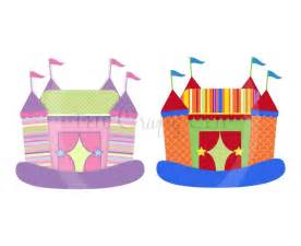 Bounce House Clip Art