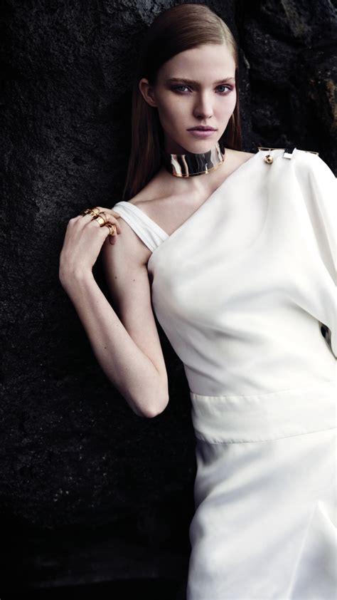 Wallpaper Sasha Luss, Top Fashion Models 2015, model ...