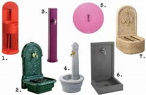 Fontaine A Eau Exterieur : une fontaine d appoint dans le jardin ~ Dailycaller-alerts.com Idées de Décoration