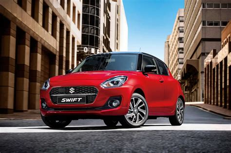 But the little hatchback just got a bit brawnier for the tokyo auto salon, where it will showcase a new. Suzuki Swift 2021: facelift se týká hlavně techniky   Auta ...