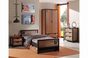 Chambre Garcon Complete : chambre compl te gar on en pin massif ~ Teatrodelosmanantiales.com Idées de Décoration