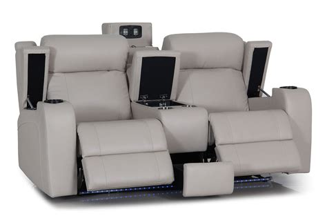 two seater recliner sofa marina 2 seater leather recliner sofa by synargy harvey