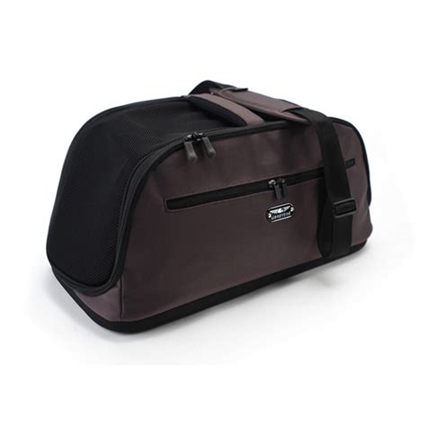 64329 Sleepypod Coupon by Sleepypod Air Travel Pet Carrier Bed Chocolate