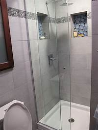 stand up shower ideas Best 20+ Stand up showers ideas on Pinterest | Master ...