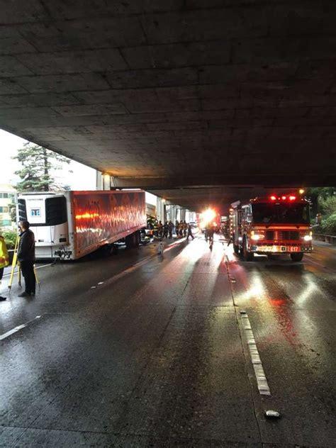 seattle express lanes reopen  deadly crash