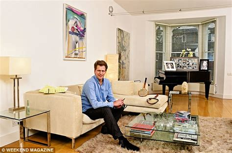 In The Livingroom by My Andrew Castle The Wimbledon Commentator In The