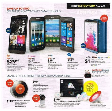 best buy black friday phone deals black friday smartphone deals at walmart and best buy are