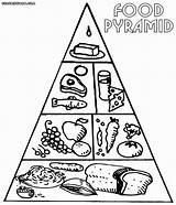 Pyramid Coloring Drawing Groups Printable Getdrawings Getcolorings Sketch Template sketch template