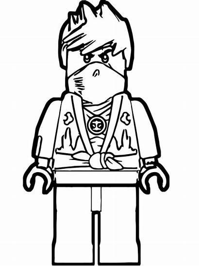 Ninjago Coloring Pages Printable Cartoon