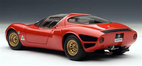 1967 Alfa Romeo 33 Stradale Prototype Diecast Model ...