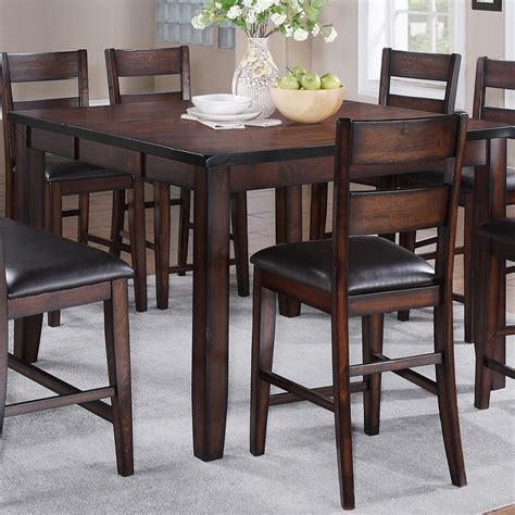 Crown Mark Maldives Counter Height Table  Wayside. Sales Tax Help Desk. Hendrix Desk. Pantry Drawers. Tupperware Drawers. Rmit It Help Desk. Blum Drawer Slides Home Depot. Patio Tables And Chairs. Kitchen Glass Table