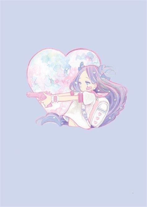 Anime Wallpaper Pastel - pastel anime on