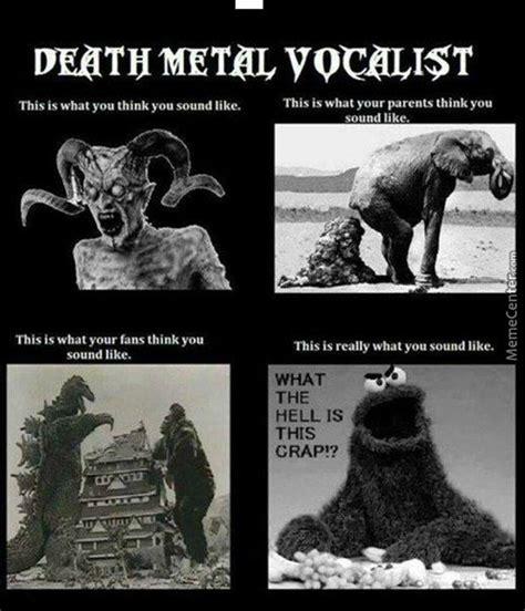Death Metal Memes - 43 best images about metal memes on pinterest thrash metal band merch and genre labels
