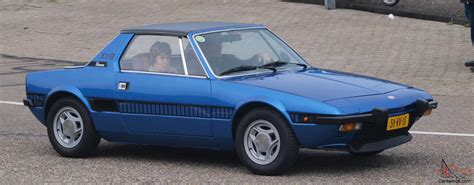 Fiat X19 by Fiat X1 9 X19 Bertone Seria Speciale Limited Edition 1