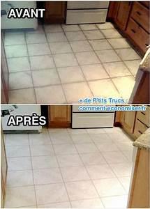 Astuce Pour Sol Glissant : comment faire briller le sol de votre cuisine facilement ~ Premium-room.com Idées de Décoration