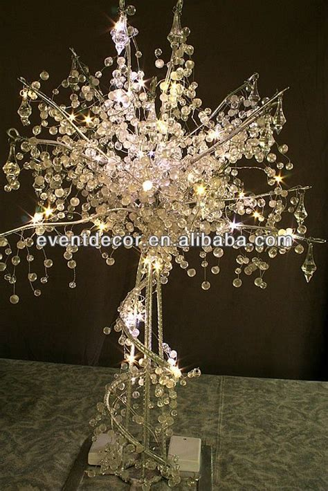 wedding tree decorations lighted tree centerpieces for weddings acrylic