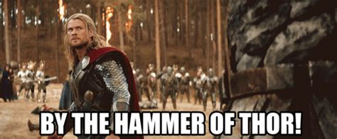 Thor Birthday Meme - top 8 reasons why every day should be thors day cambio