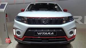 Suzuki Vitara Allgrip : 2019 suzuki vitara 1 4 boosterjet allgrip exterior and interior walkaround 2018 paris motor ~ Maxctalentgroup.com Avis de Voitures