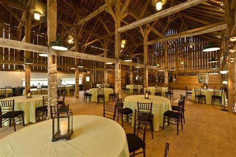 barn wedding venues  maryland    check