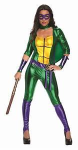 Donatello Women Sexy Bodysuit Teenage Mutant Ninja Turtle ...
