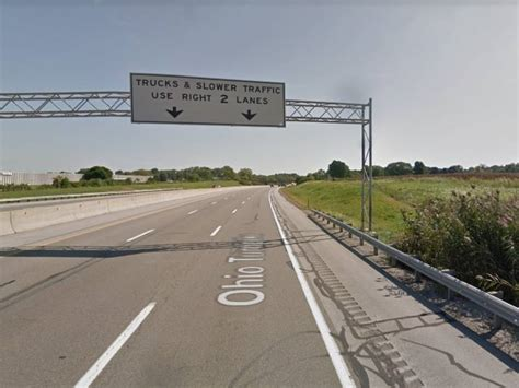 ohio turnpike removing toll gates pass users cleveland patch