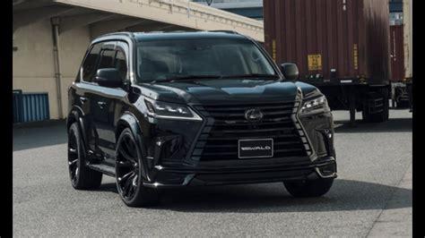 Lexus Lx 2019 by 2019 Lexus Lx 570 Black Edition