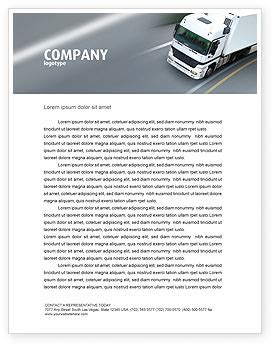 freight service letterhead template layout  microsoft