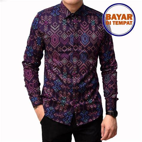 Maybe you would like to learn more about one of these? Model Baju Batik Pria Lengan Panjang Safari - Ananta Batik