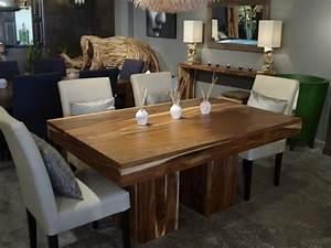 Table De Cuisine En Bois : table de cuisine artemano for the home pinterest woods cuisine and tables ~ Teatrodelosmanantiales.com Idées de Décoration