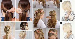 10 Simple and Easy Hairstyling Hacks for Those Lazy Days Cute DIY Projects