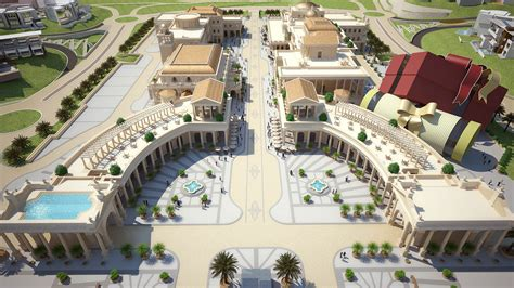 katara plaza whats goin  qatar