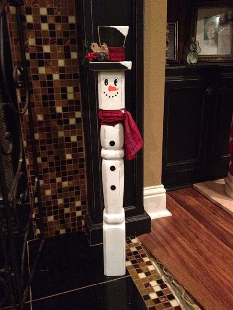 spindle snowman  tiffinyhdesigns  etsy spindle