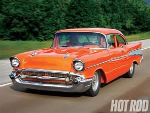 Chevrolet Bel Air 1957 : pavement pounder 1957 chevy bel air power tour experiance driving photo 1 classic cars ~ Medecine-chirurgie-esthetiques.com Avis de Voitures
