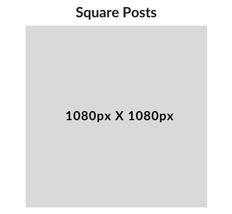 These Are The Correct Instagram Dimensions And Resolutions