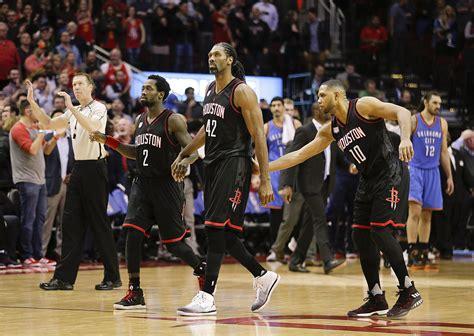 Rockets Mid Season Grades Houston Scores High Marks In