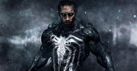 Venom Starring Tom Hardy Gets Official Teaser Poster