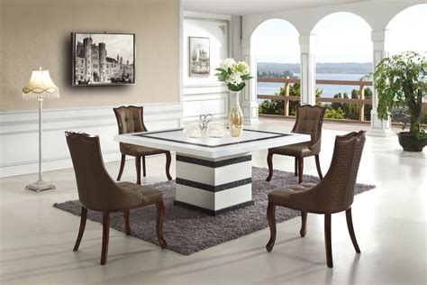 marble breakfast table sets canar marble dining table with 8 chairs marble king
