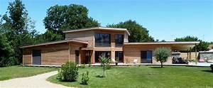 maison en bois With idee de maison a construire