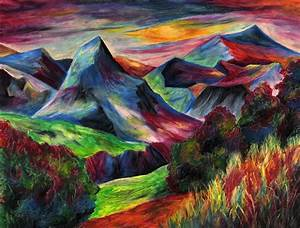 Oil Pastel Drawings Of Nature | www.pixshark.com - Images ...