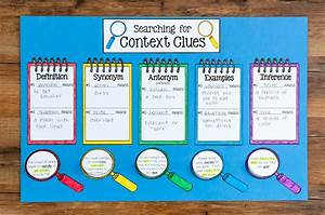 Crafting Connections: Context Clues Anchor Chart (FREEBIE ...