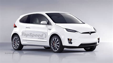 tesla city car car review  top speed