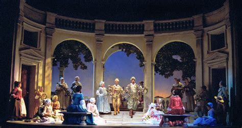 mozart cosi fan tutte così fan tutte mozart set design genres the red list
