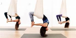 7 Best Aerial Yoga Studios in NYC for 2018 - Fun Aerial